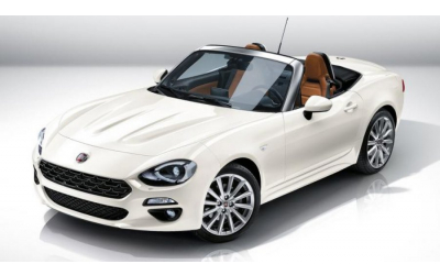 Autos Balears Rent a Car - Fiat Spider 124