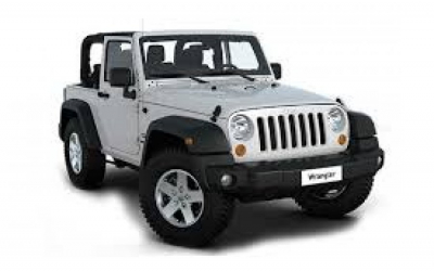 Autos Balears Rent a Car - Jeep Wrangler