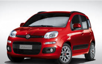 Autos Balears Rent a Car - Fiat Panda or similar