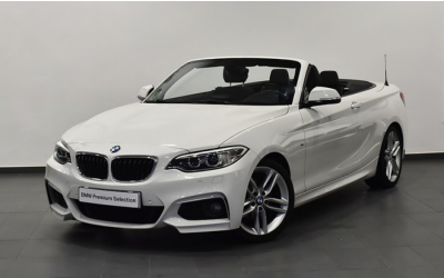 Autos Balears Rent a Car - BMW 218D (Cabrio)